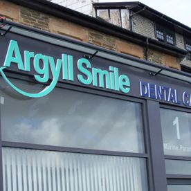 Flat cut letters, shop signs, fascia signs, stylish signs.